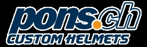pons.ch - custom helmets